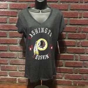 Lady's Washington Redskins T-shirt